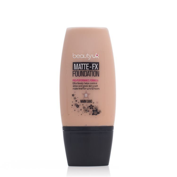 Beauty UK Matte-Fx Foundation Nr. 3 Warm Sand