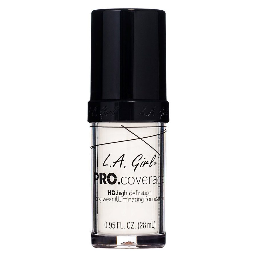 L.A. Girl Pro Coverage Illuminating Foundation – GLM641 White - Lightener