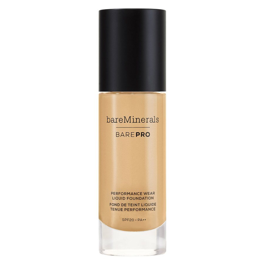 BareMinerals BarePro Performance Wear Liquid Foundation SPF20 30ml Sandalwood 15