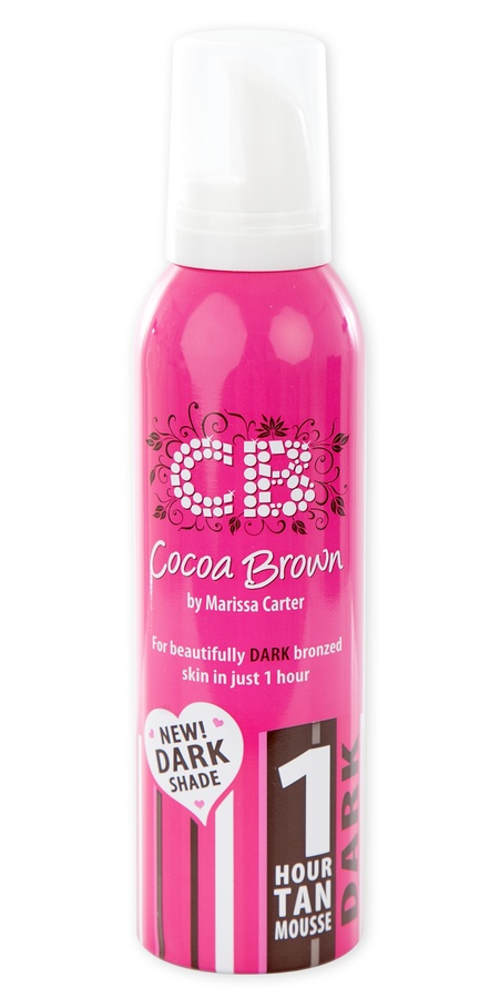Cocoa Brown by Marissa Carter 1 Hour Tan Mousse 150 ml Dark