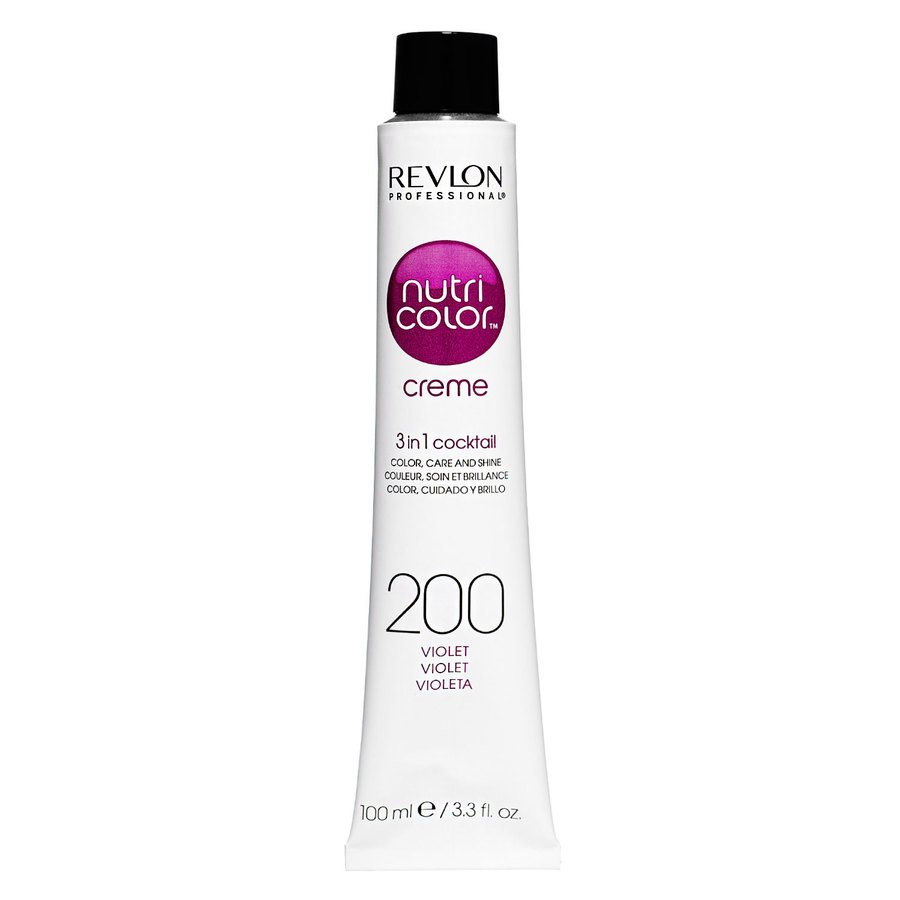 Revlon Professional Nutri Color Creme 100 ml – 200 Violet