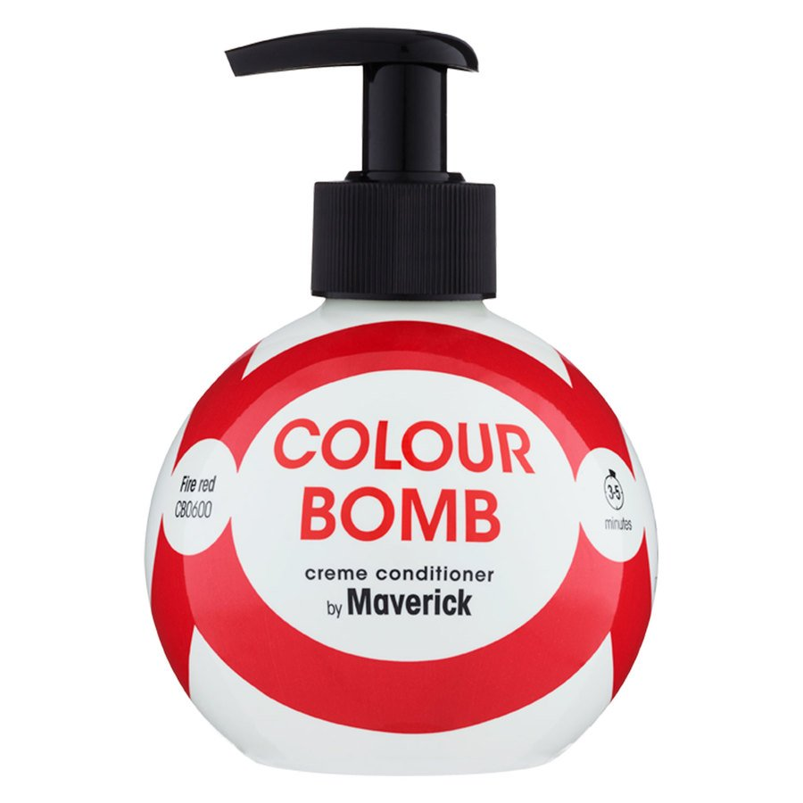 Colour Bomb 250 ml Fire Red