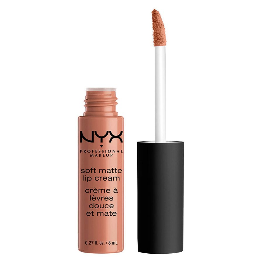 NYX Professional Makeup Soft Matte Lip Cream – Abu Dhabi SMLC09  8ml