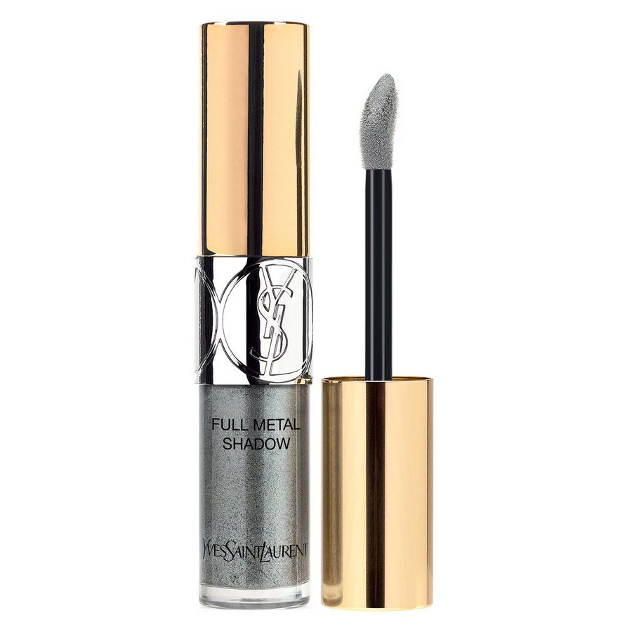 Yves Saint Laurent Full Metal Shadow Liquid Eyeshadow - #1 Grey Splash