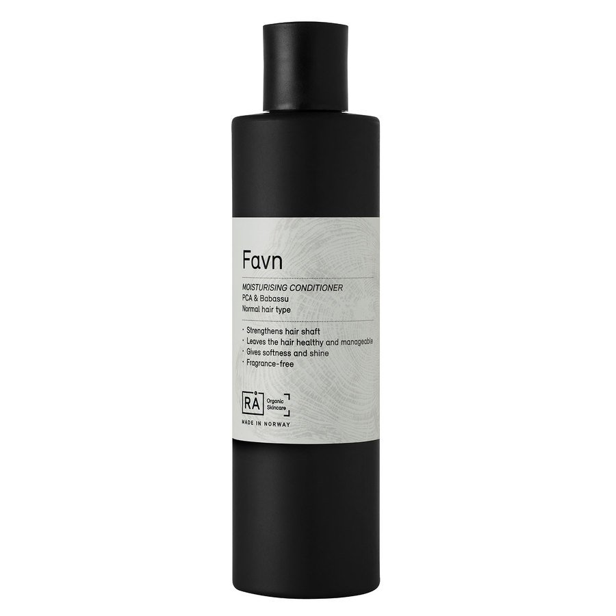 RÅ Organic Skincare Favn Moisturising Conditioner 250 ml
