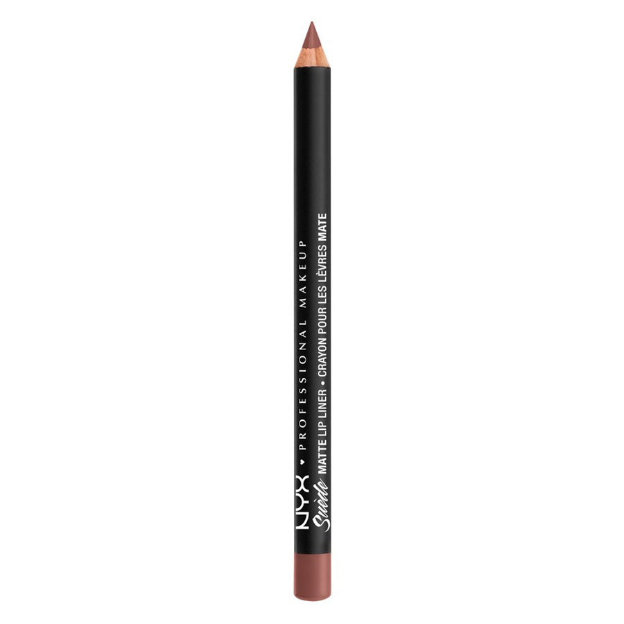 NYX Professional Makeup Suede Matte Lip Liner 1,0 g – Cabo