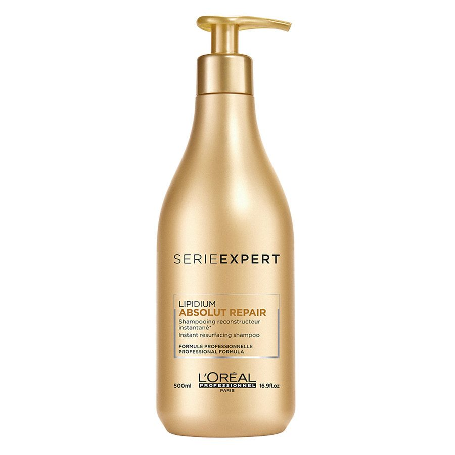 L'Oréal Professionnel Série Expert Lipidium Absolut Repair Shampoo 500 ml
