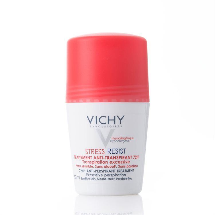Vichy 72H Stress Resist Anti-Perspirant Intense Treatment 50ml