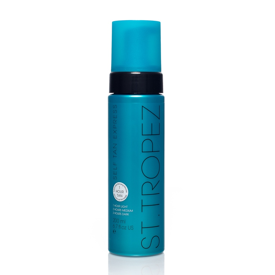 St. Tropez Self Tan Express Bronzing Mousse 200 ml