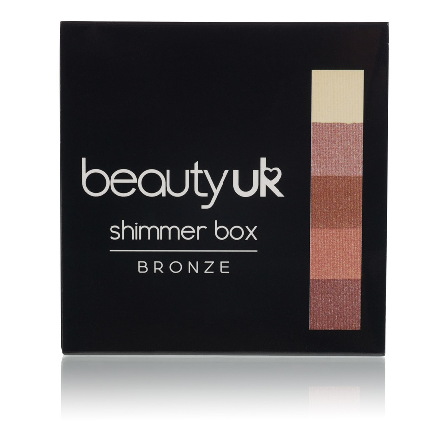 Beauty UK Shimmer Box Nr. 1 – Bronze
