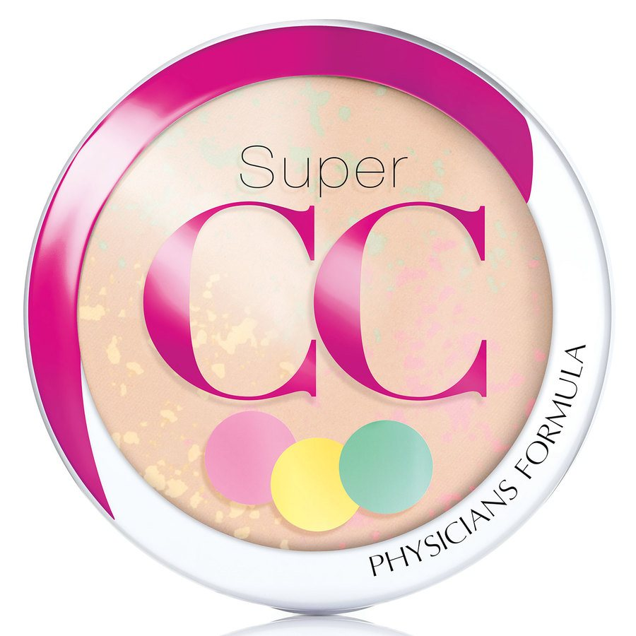 Physicians Formula Super CC Color-Correction + Care  Powder SPF 30 8,5g – Light/Medium