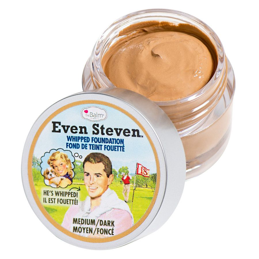 The Balm Even Steven Whipped Foundation 13,4 ml – Medium/Dark