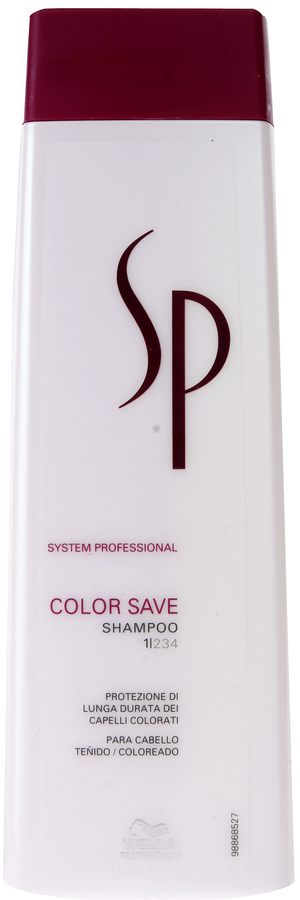 Wella SP Color Save Shampoo 250 ml