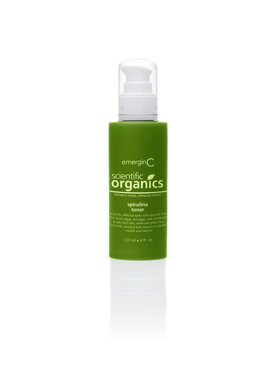 emerginC Scientific Organics Spirulina Toner 120ml